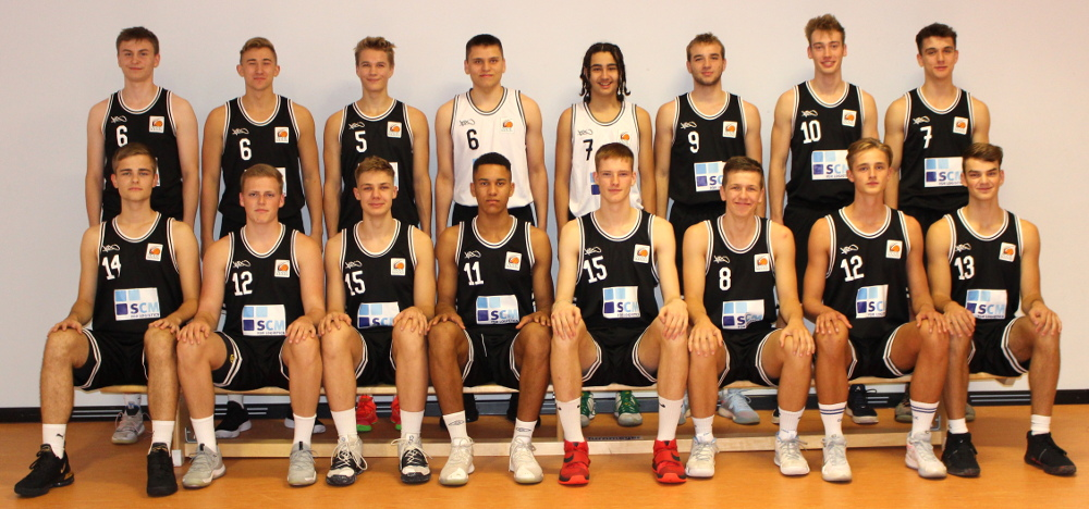 UBC-SCM Baskets Münsterland (NBBL) 2019-2020 grWEB